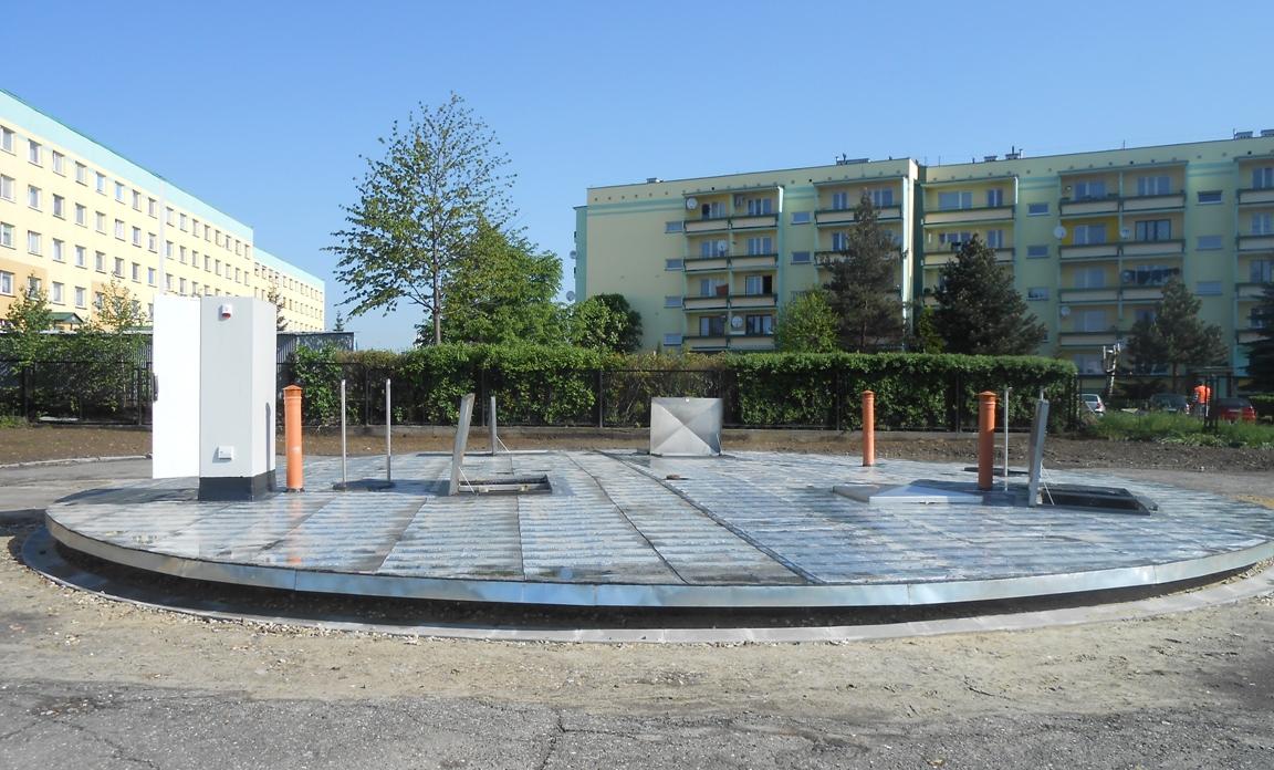 Przepompownia ścieków w Pawłowicach po modernizacji pod nadzorem firmy Tobud